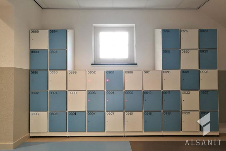 szafki korytarzowe