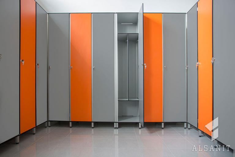 szafki dla pracowników