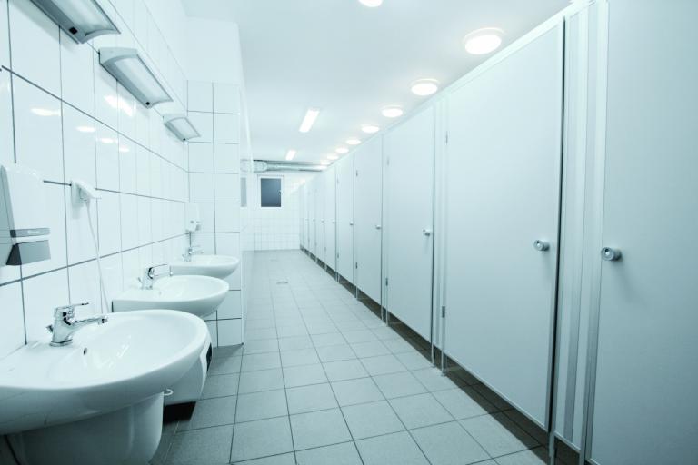 sanitární kabiny ERIDANI